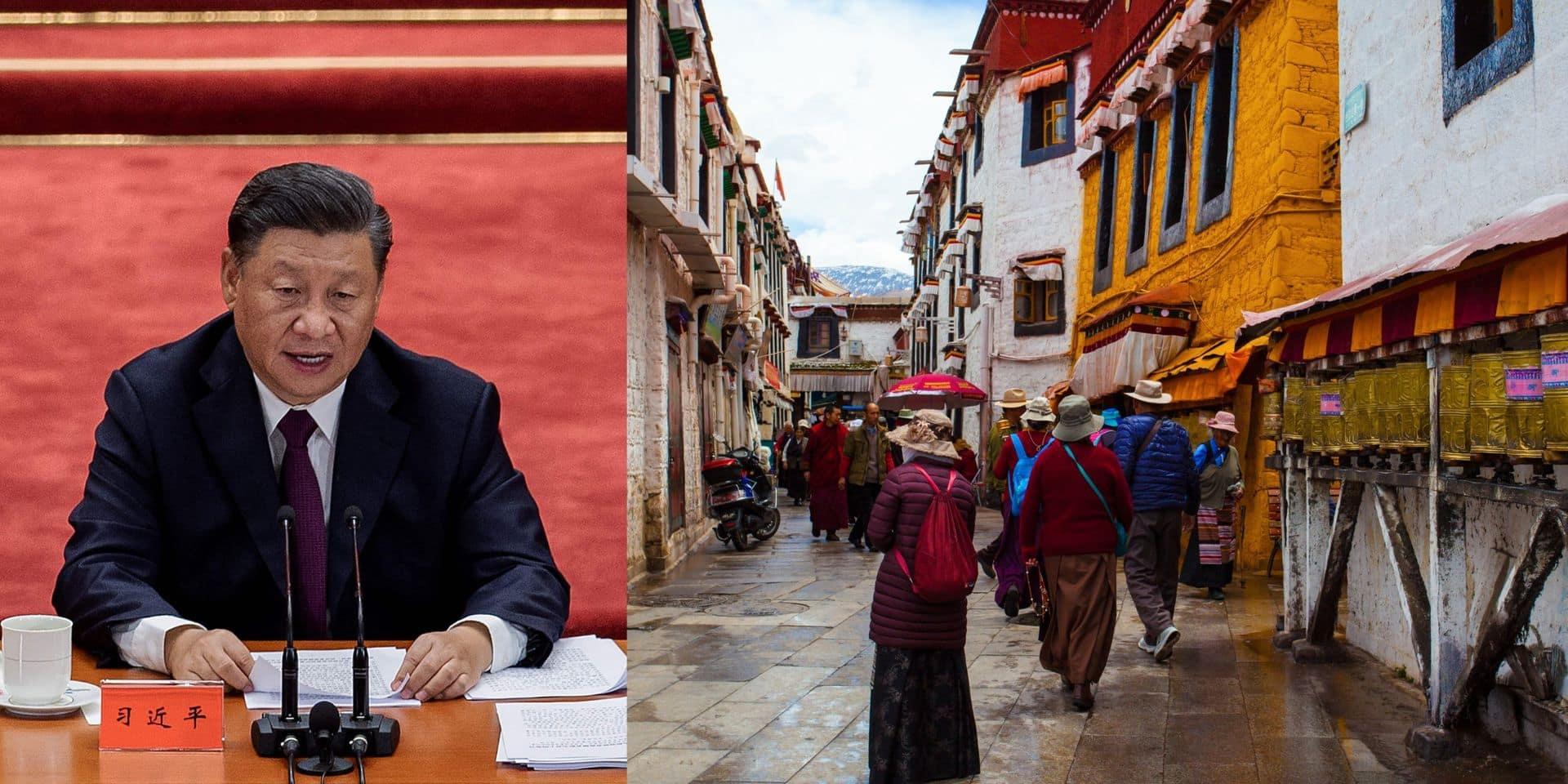 Un rapport accuse la Chine de formations professionnelles forcées au Tibet