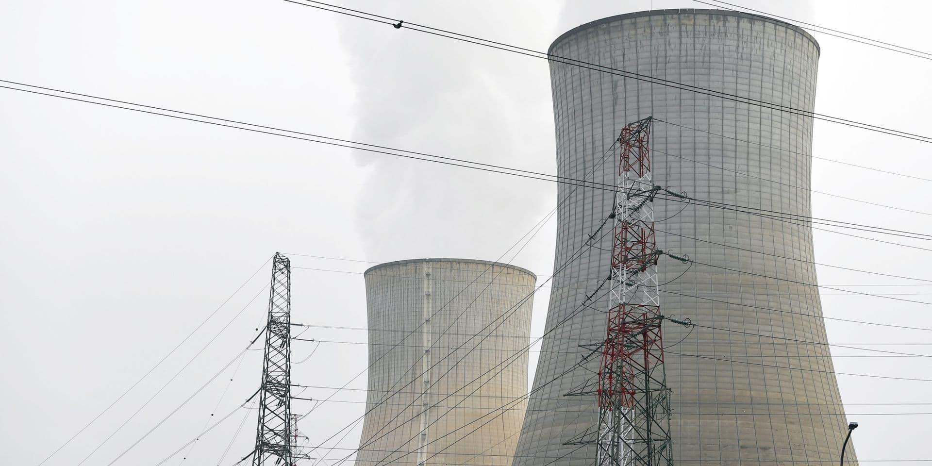 Concernant le nucléaire, l'accord PS/N-VA laisse la place à deux options...