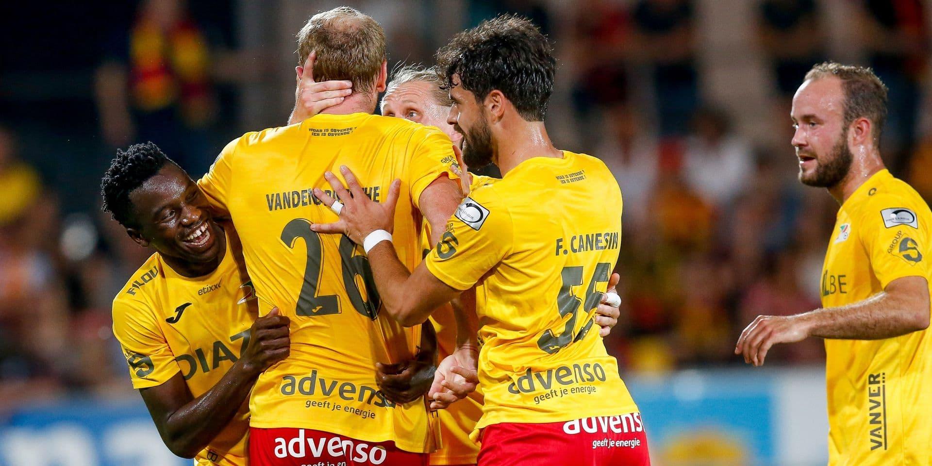 Pro League: le Cercle de Bruges bat Waasland-Beveren 1-0 et lui cède la lanterne rouge
