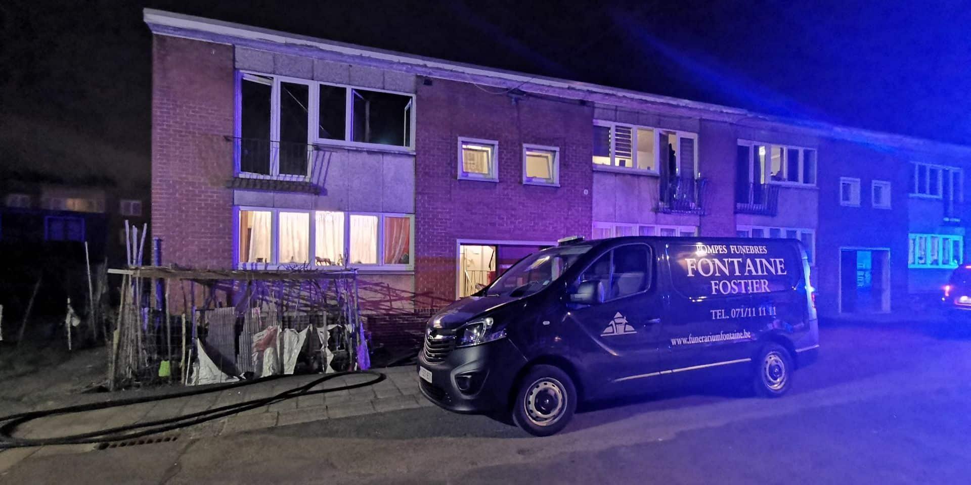 Gosselies: une dame de 75 ans perd la vie dans l'incendie de son appartement
