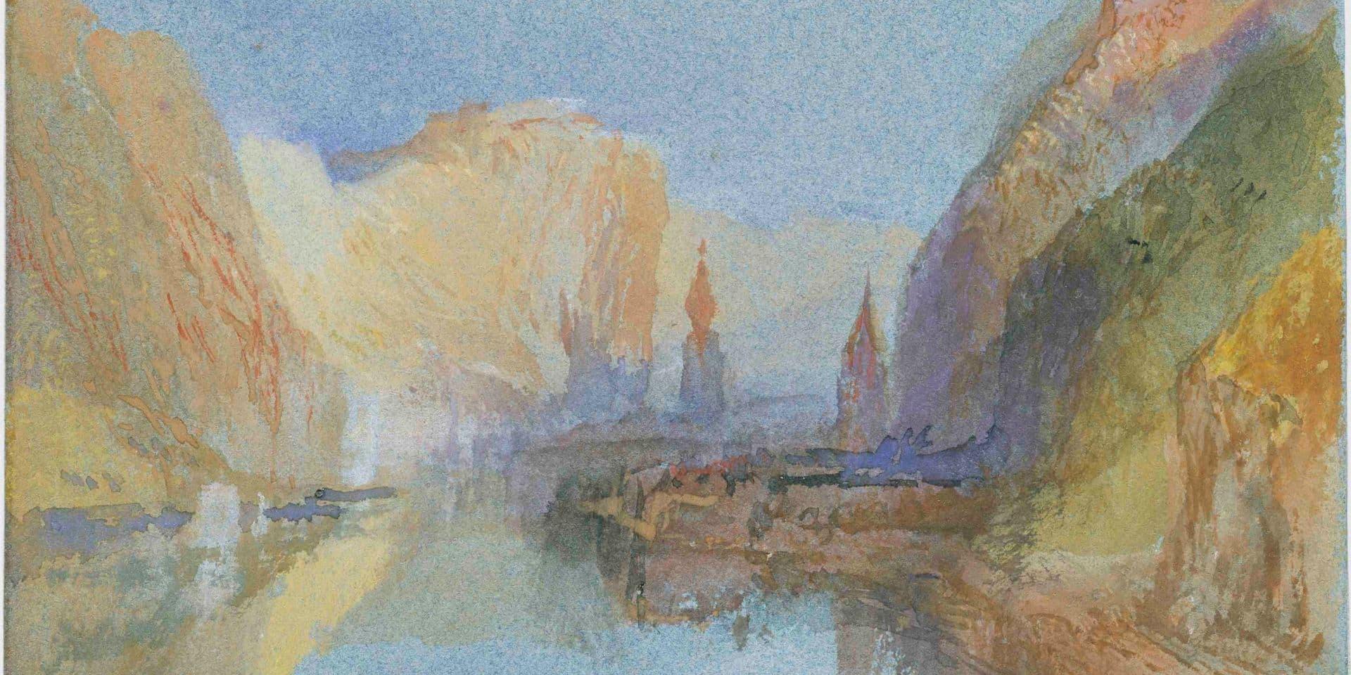 Turner ou la liberté magnifique de l'artiste