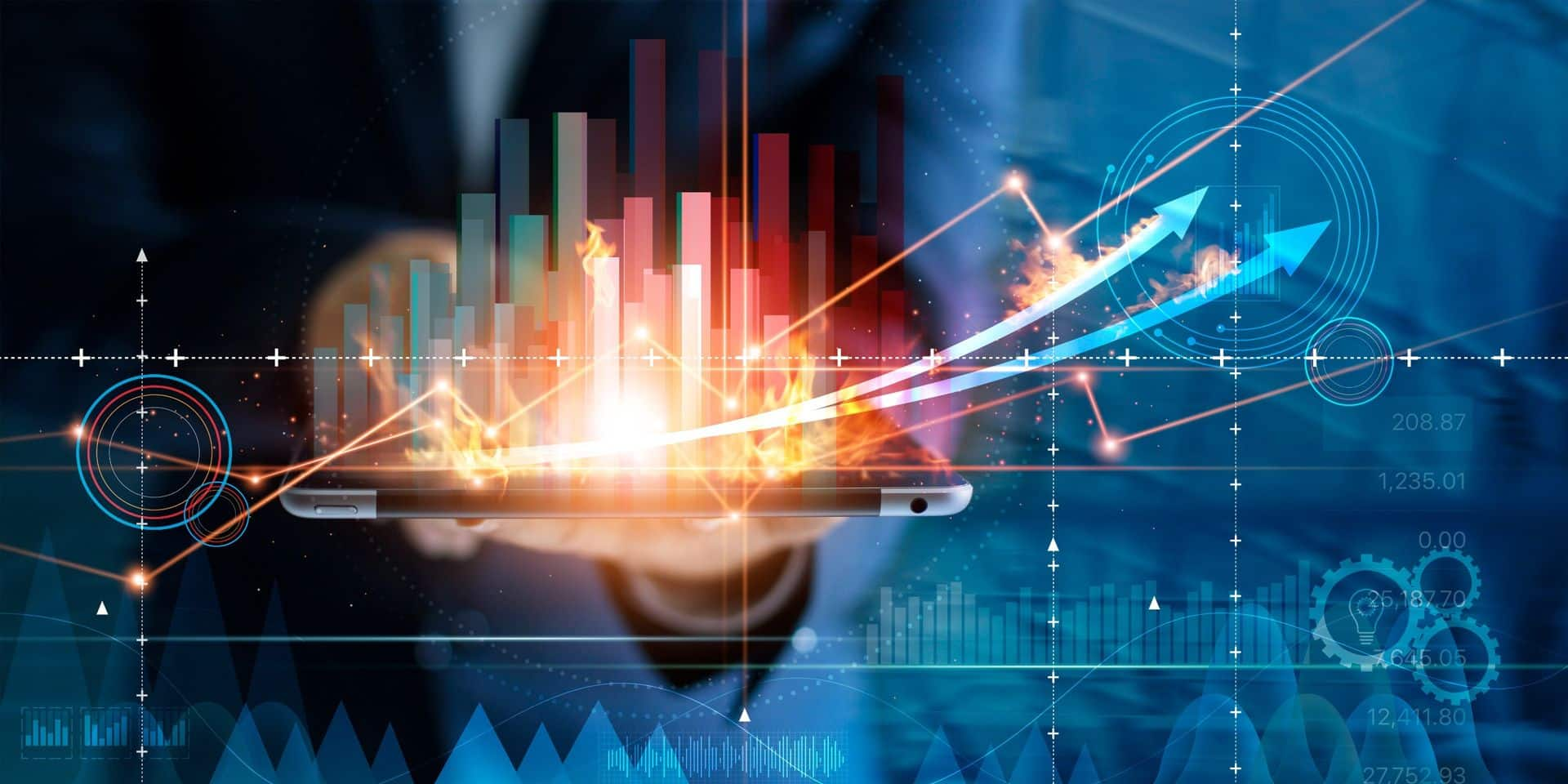 La BNB prévoit une rebond de 8% de l'activité économique belge au troisième trimestre