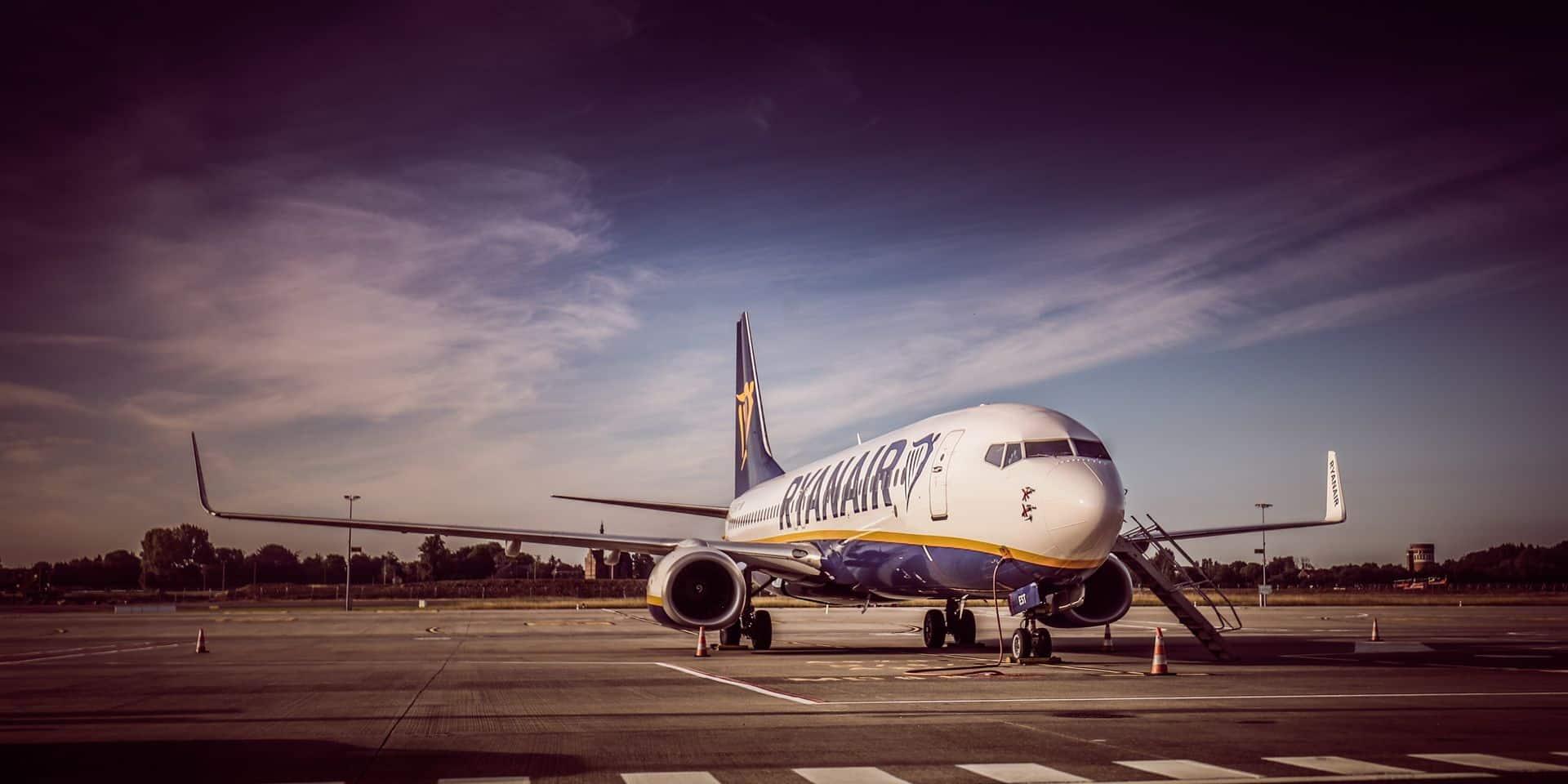Ryanair supprime 84 emplois en Belgique