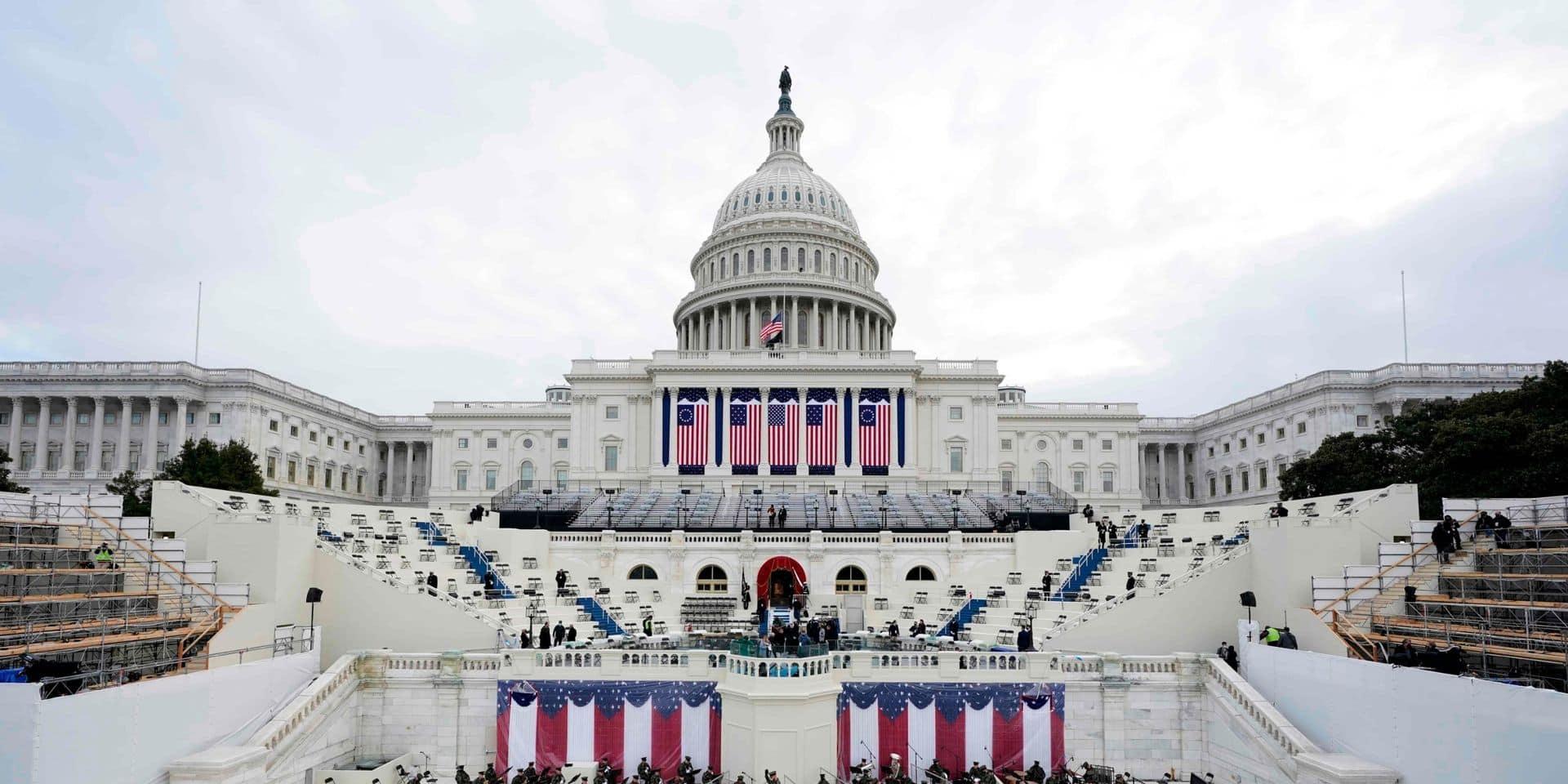 Le Capitole cible de nouvelles menaces, en lien avec le futur discours de Biden au Congrès