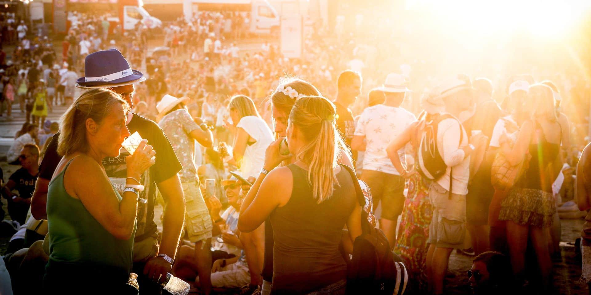 Le Ronquières Festival en pleine cure de jouvence