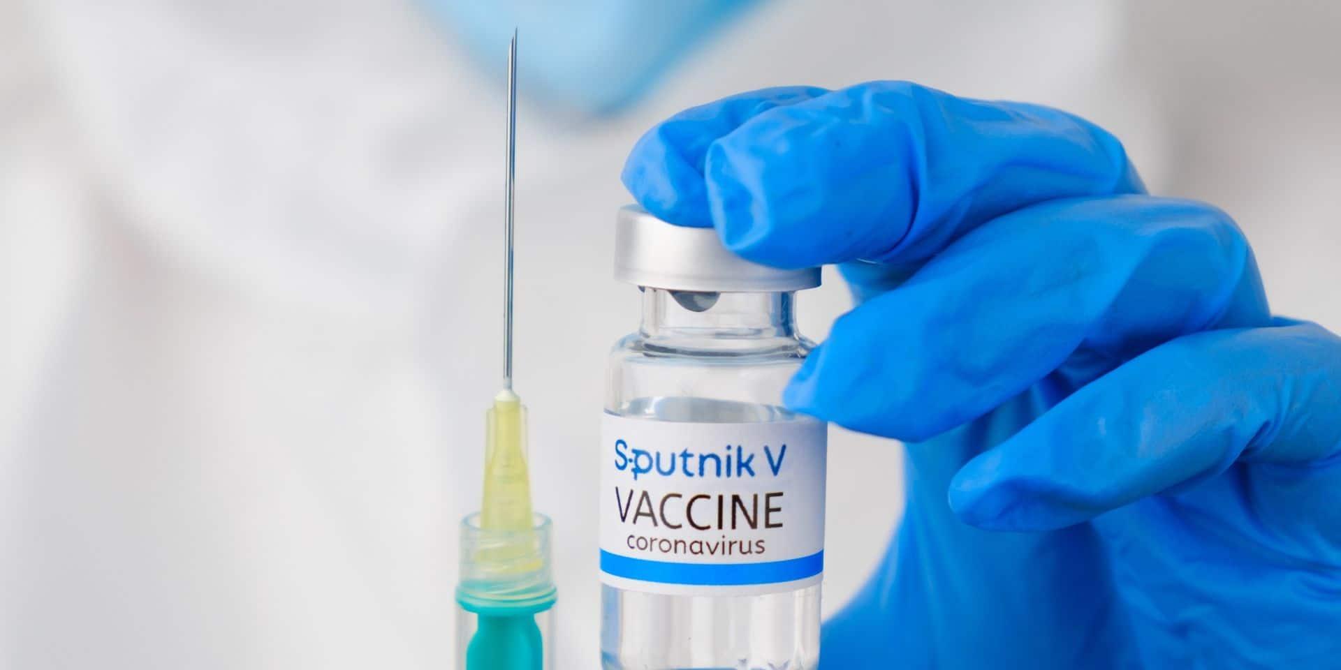 L'Allemagne envisage d'acheter 30 millions de doses du vaccin russe Spoutnik V
