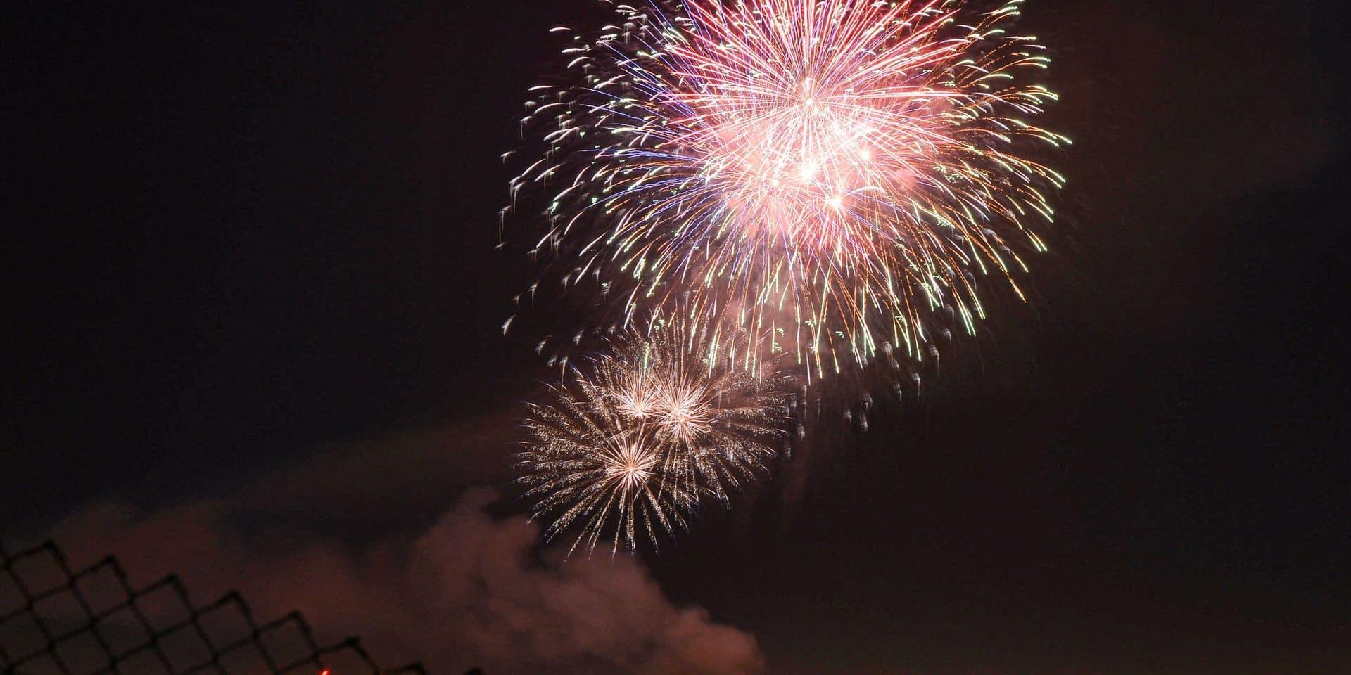 Les feux d'artifice interdits durant les fêtes?