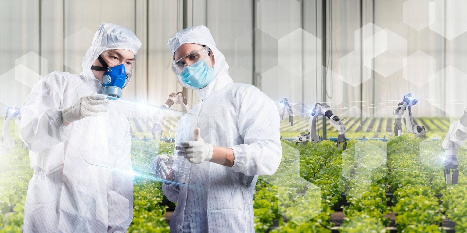 """Nature et Progrès veut un débat citoyen sur les """"nouveaux OGM"""""""