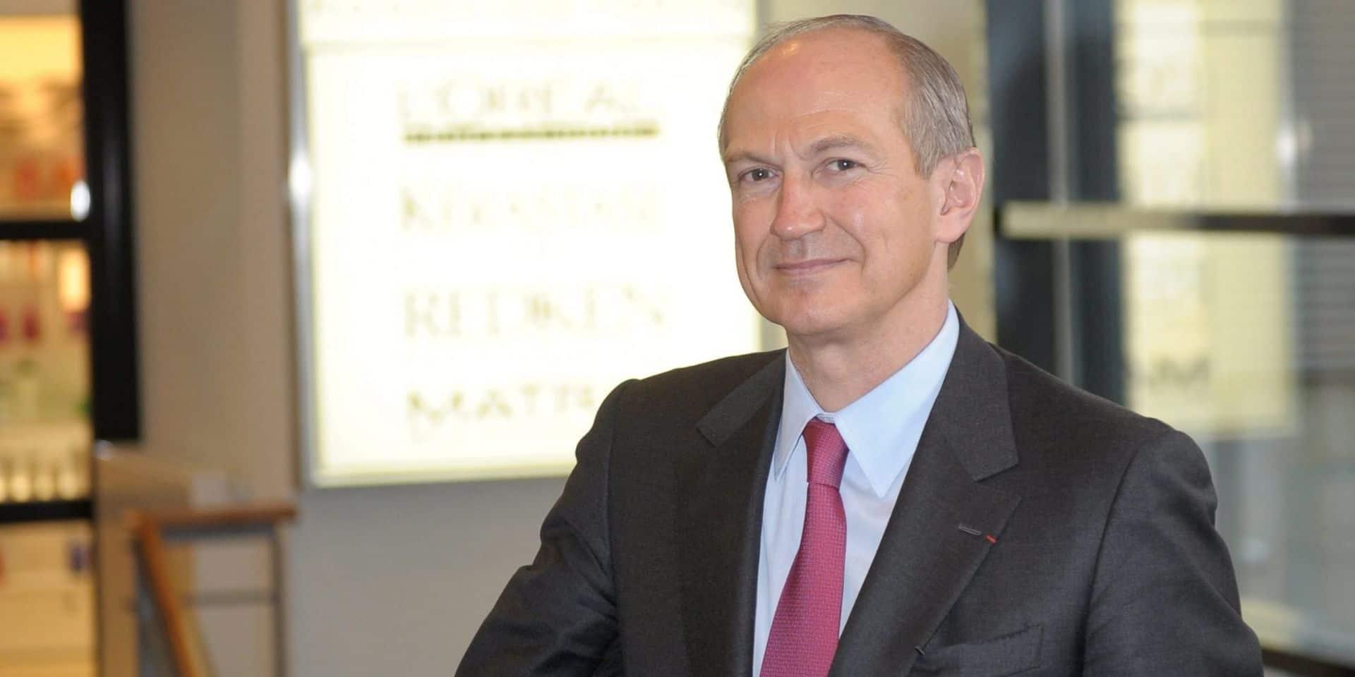 """Jean-Paul Agon (CEO L'Oréal) : """"L'Oréal a anticipé les grands tournants historiques du monde"""""""