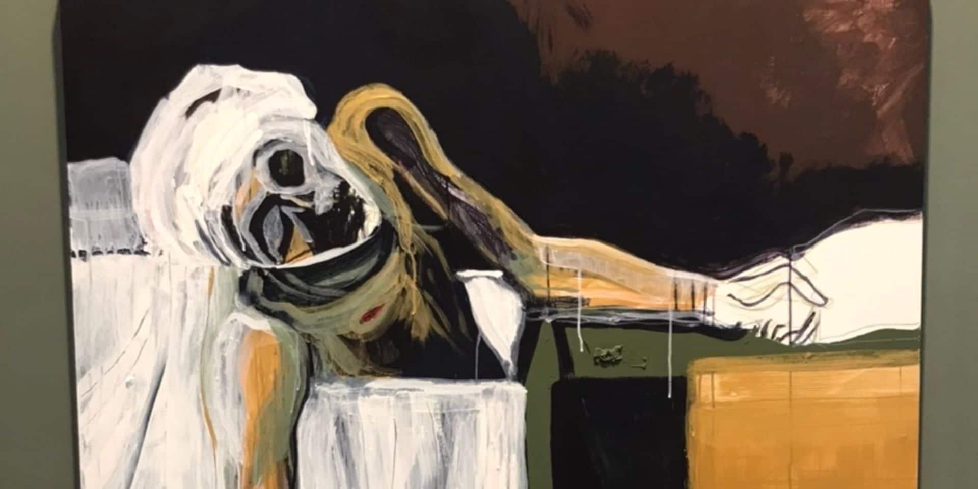 Thomas Houseago: la Mort de Marat 2021