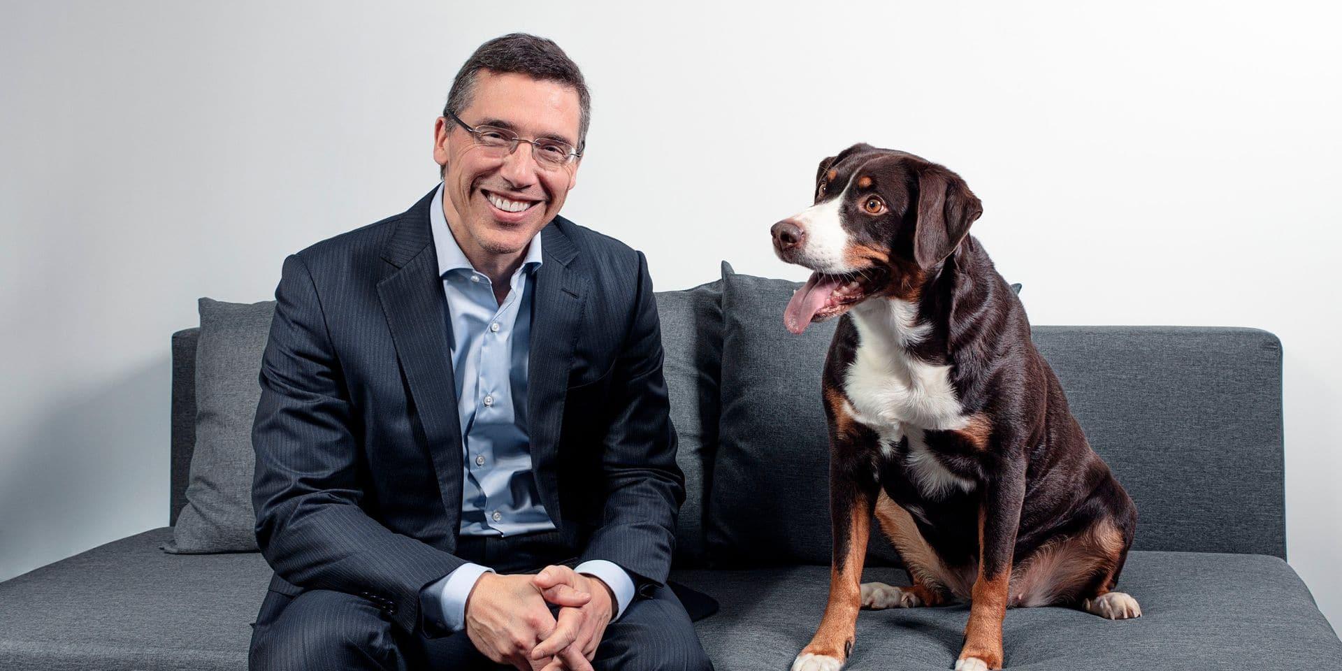 Enrico Bastianelli, CEO de Theravet.