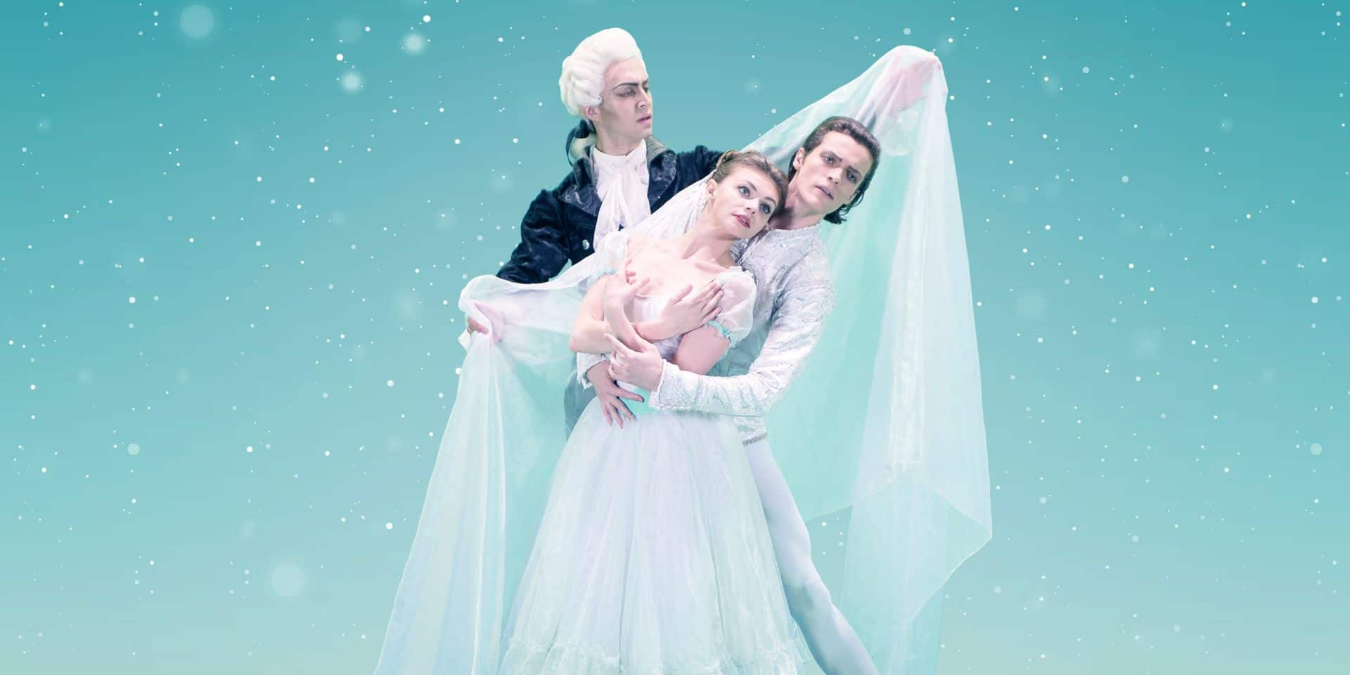 """Concours réservé aux abonnés : La Libre vous offre des tickets pour """"Casse Noisette"""" (Saint Petersburg Classical Ballet) à Bruxelles, Liège et Namur"""