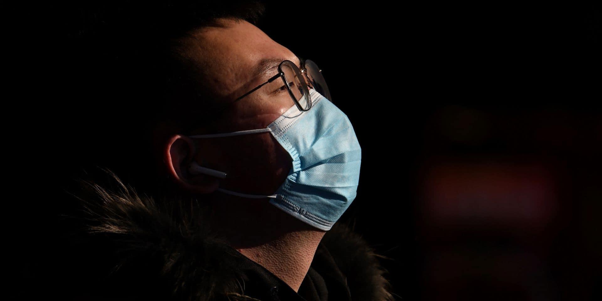 Coronavirus: le bilan monte à 41 morts et 1.300 contaminations en Chine