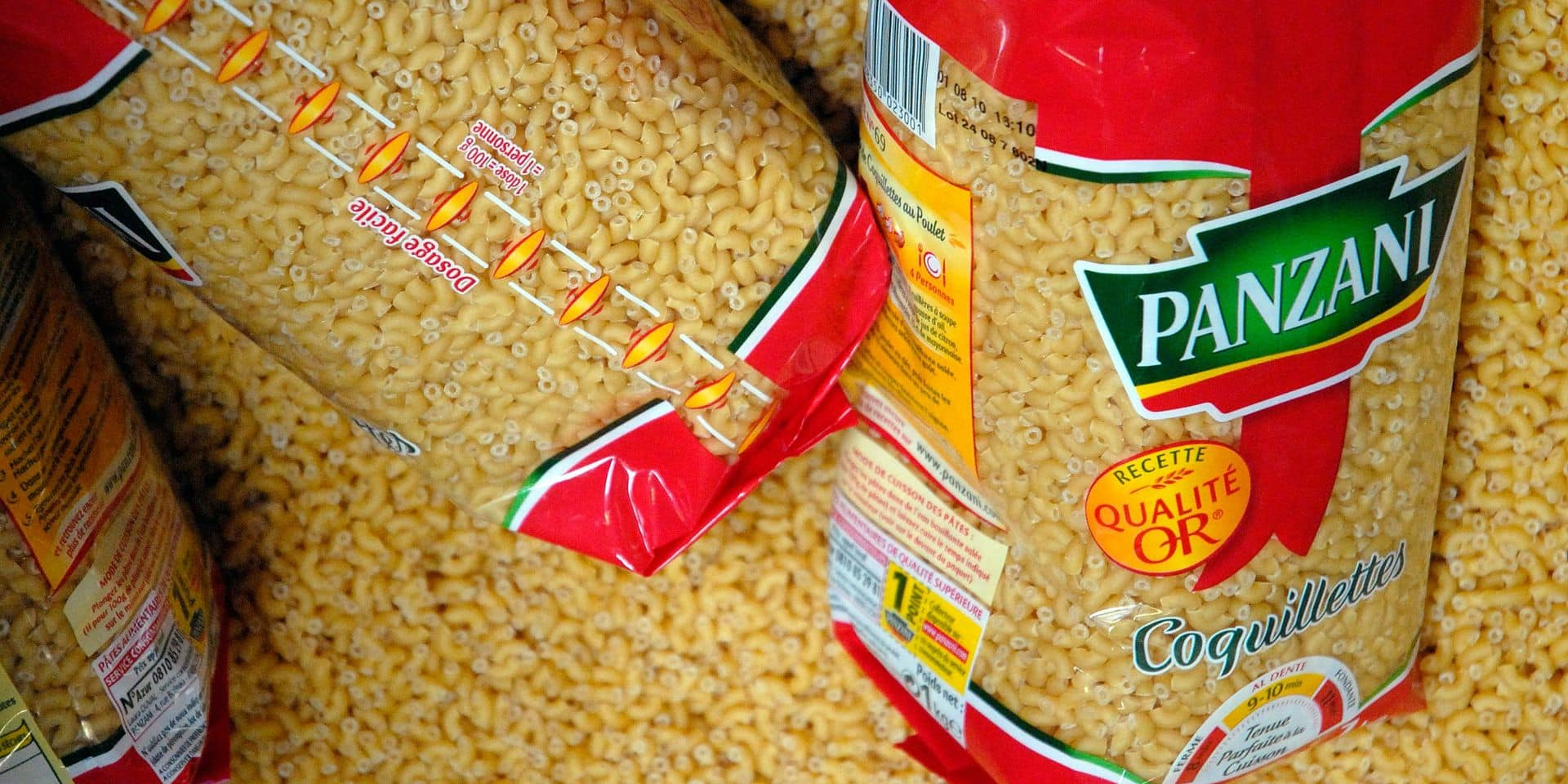 "Les marques indémodables : Panzani, des pâtes italiennes… ""made in France"""