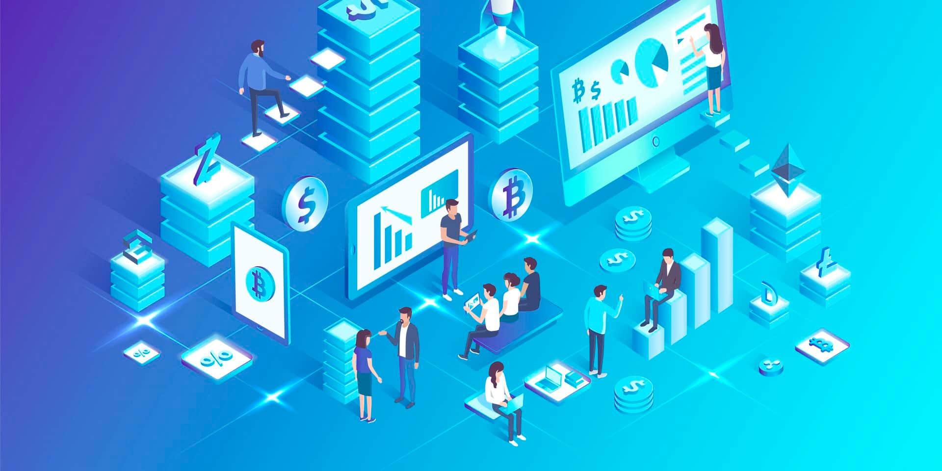 La petite encryptopédie: le tour des connaissances sur la blockchain et les cryptomonnaies