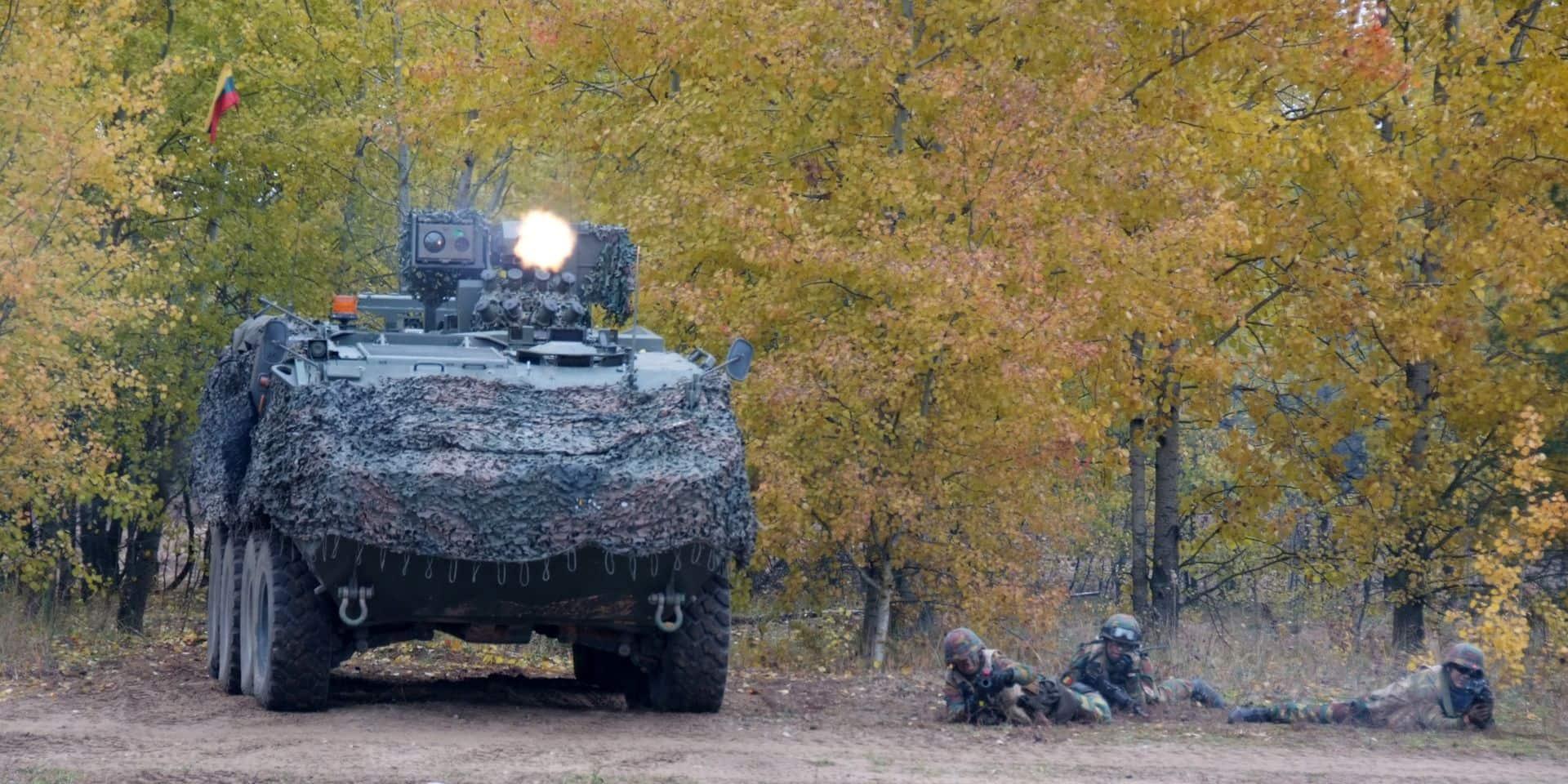 Saab fournira des systèmes d'entraînement, dont des simulateurs, à l'armée belge