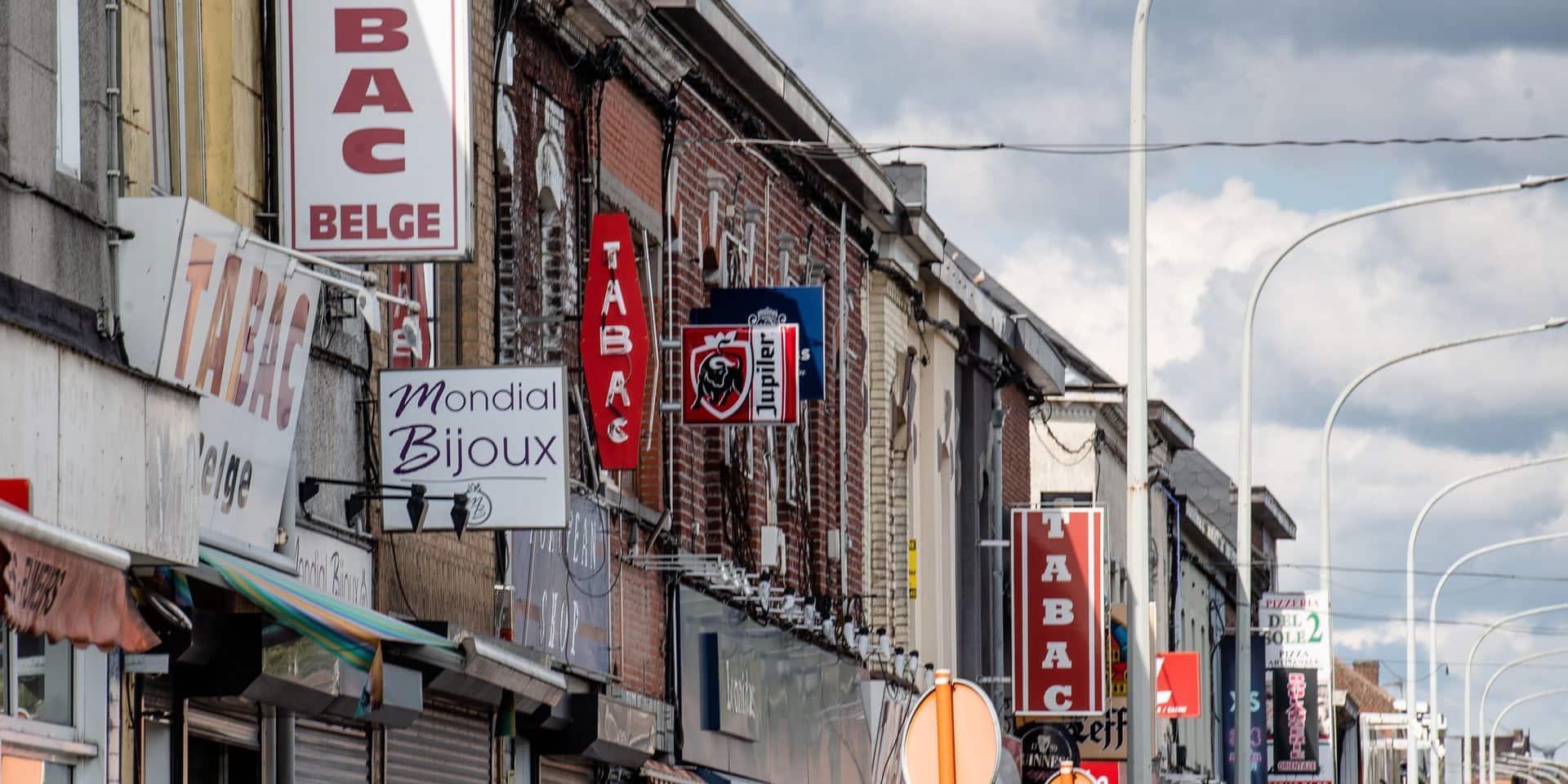 Quievrain - Gare et ville de Quievrain a al veille du 21 juillet 2019 - Ville frontaliere - SNCB - Gare - Infrabel - ferroviaire - histoire - tabac - commerce frontalier - ancienne zone douaniere