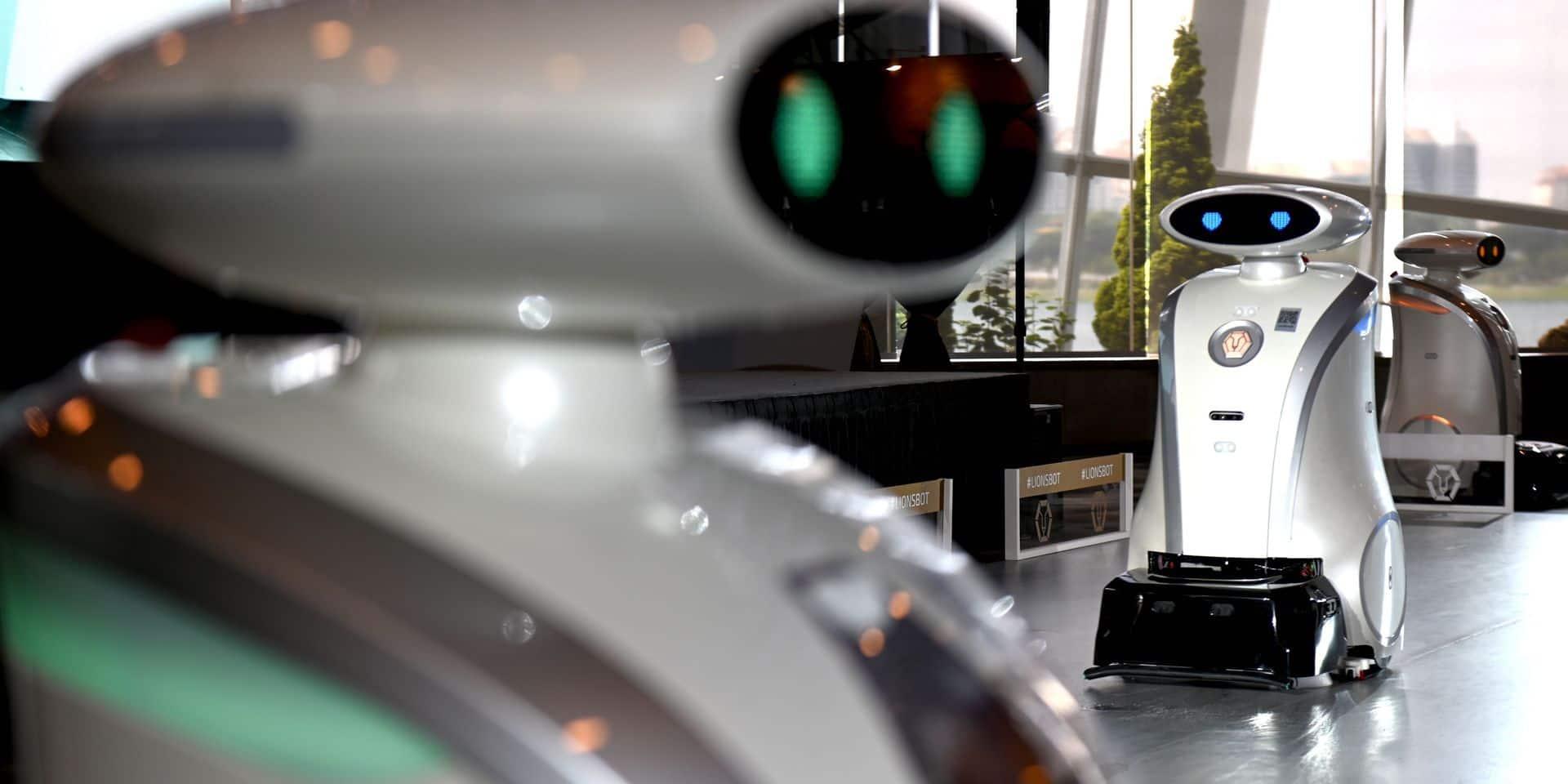 Bientôt des robots qui peuvent se réparer tout seuls?