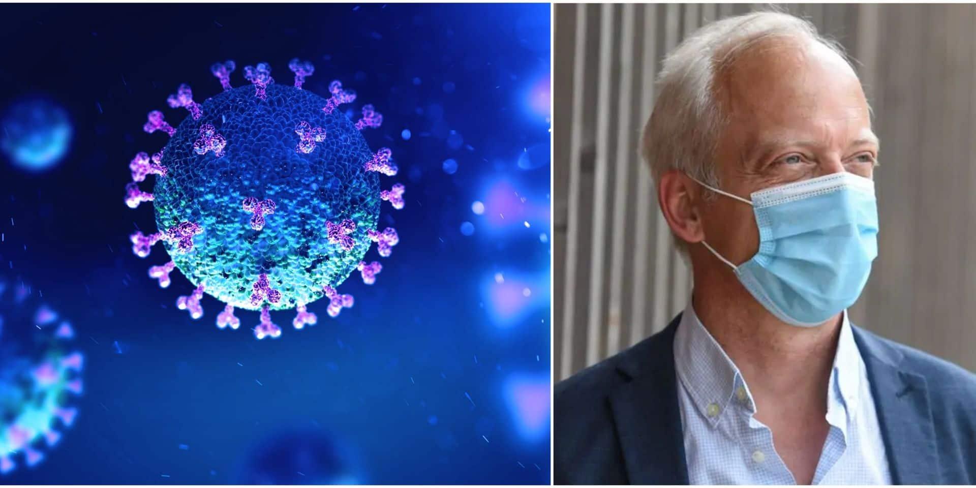 """""""Le virus circule quasiment de la même manière, avec la même intensité dans toutes les tranches d'âge"""""""