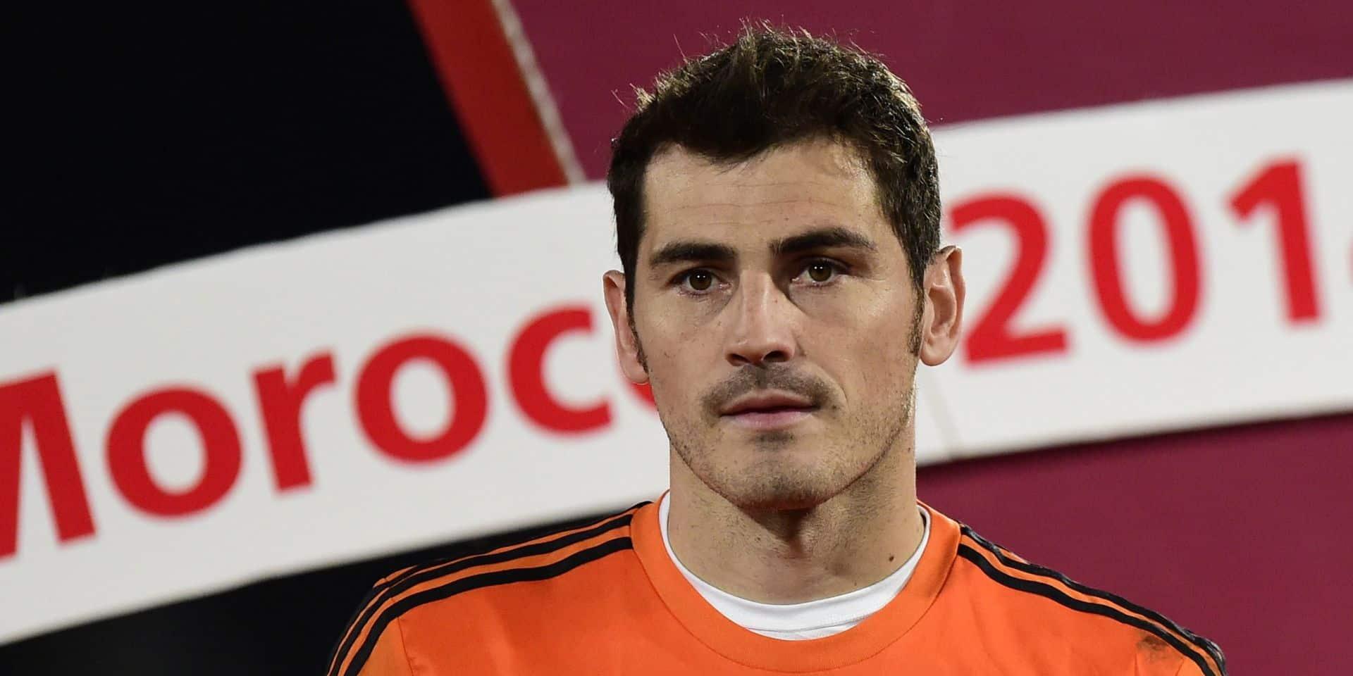 Iker Casillas aura marqué l'histoire du foot espagnol
