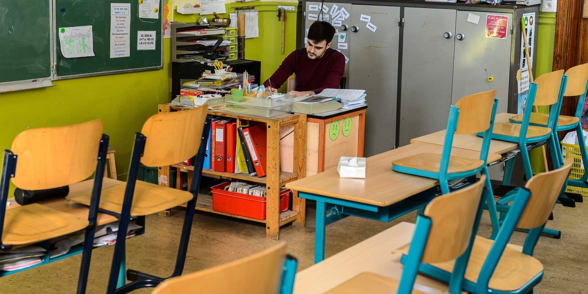 """""""Chaos"""", """"Grandes craintes"""": les mesures pour l'enseignement présentées par Sophie Wilmès ne font pas l'unanimité"""