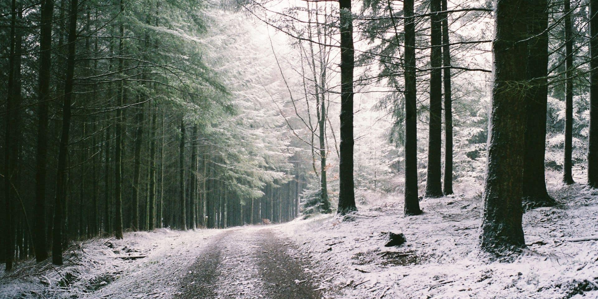 L'IRM met en garde contre des conditions glissantes: voici où la neige pourrait tomber ce lundi de Pâques