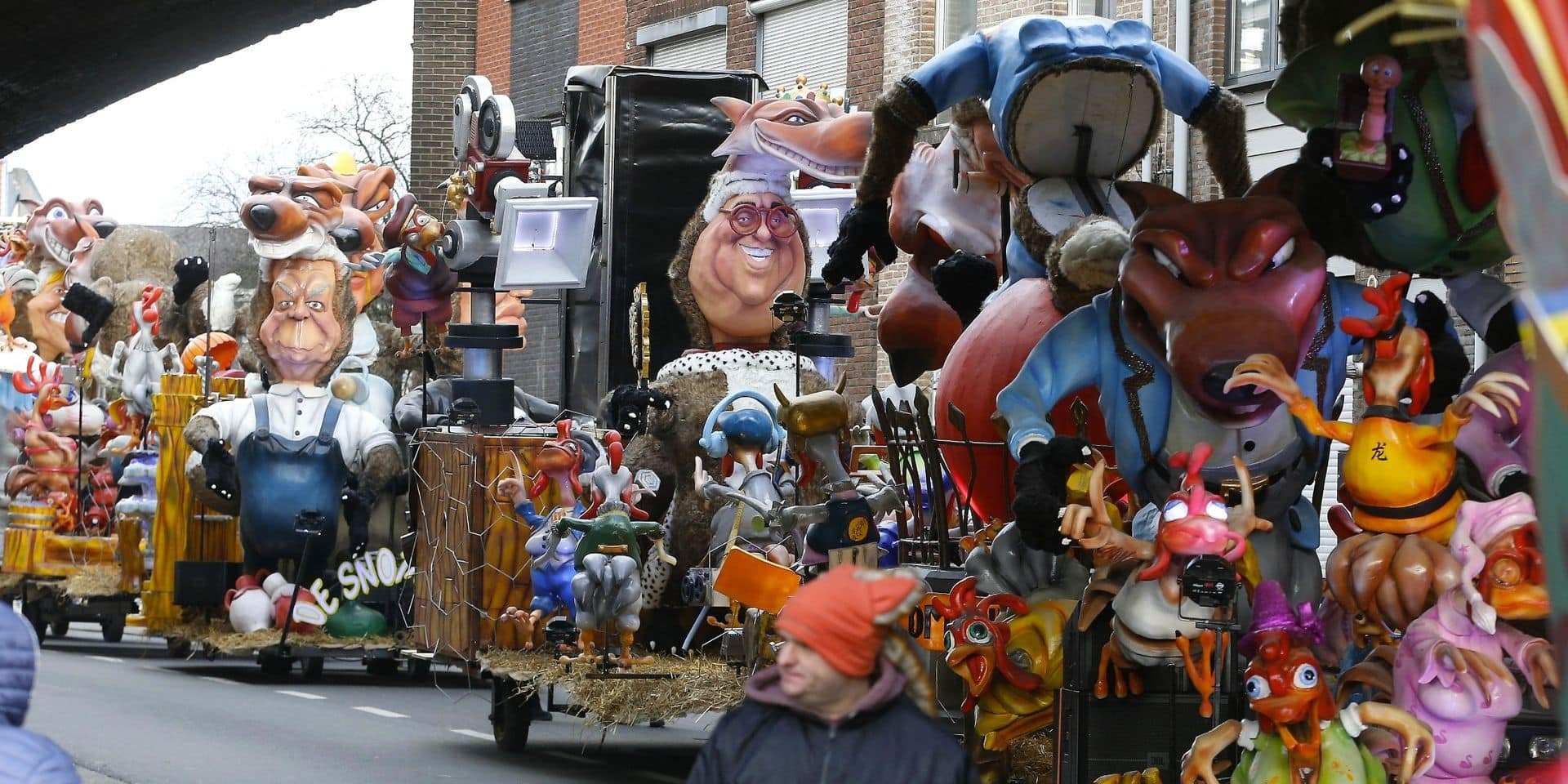 Le carnaval d'Alost retiré de la liste de l'Unesco à cause d'antisémitisme? L'ambassadeur belge invité à venir s'expliquer