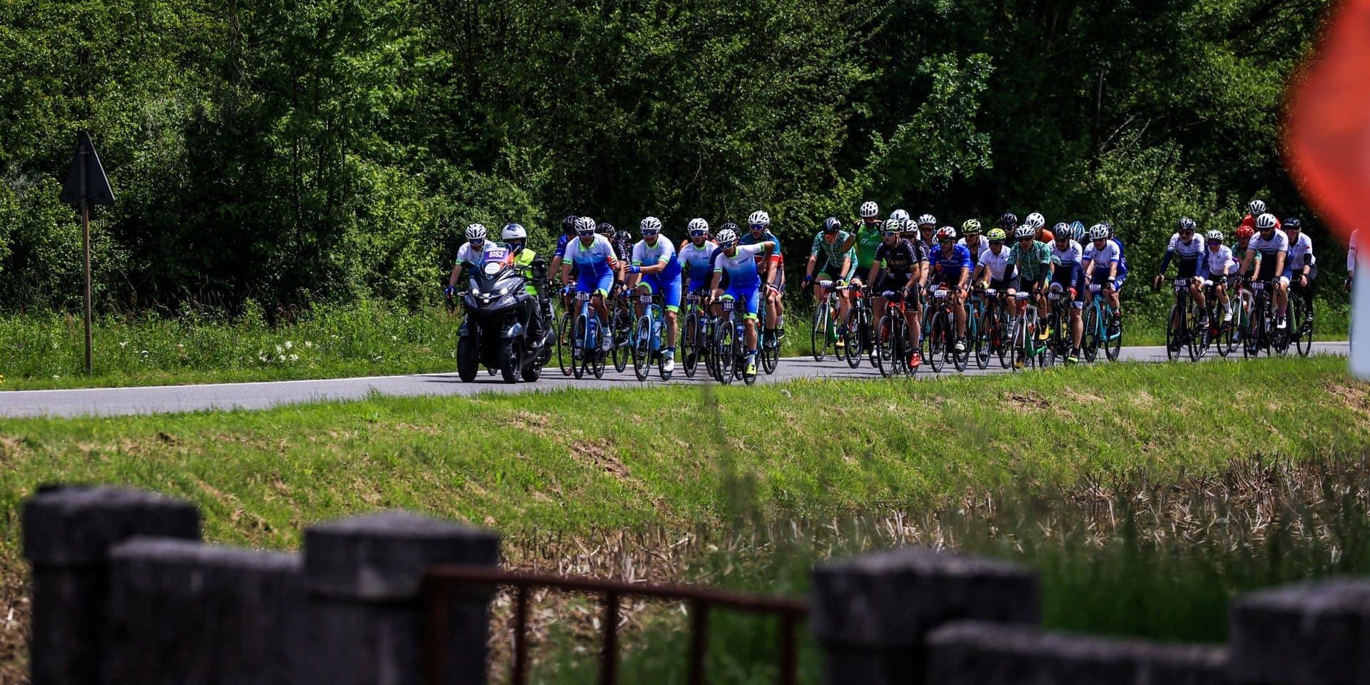 Giro : l'étape du jour raccourcie en raison du mauvais temps
