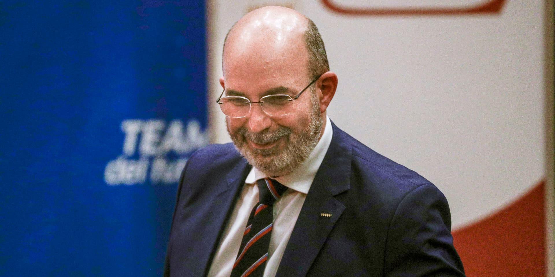 Qui est Vito Crimi, le nouveau patron du Mouvement 5 Étoiles en Italie?