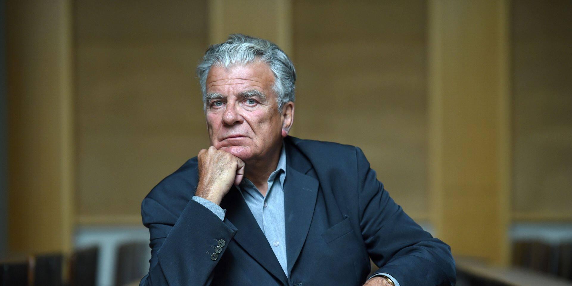 Olivier Duhamel reconnaît devant la police les faits d'inceste sur son beau-fils