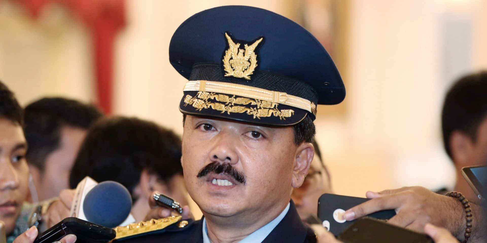 Sous-marin indonésien porté disparu: une nappe d'hydrocarbures repérée