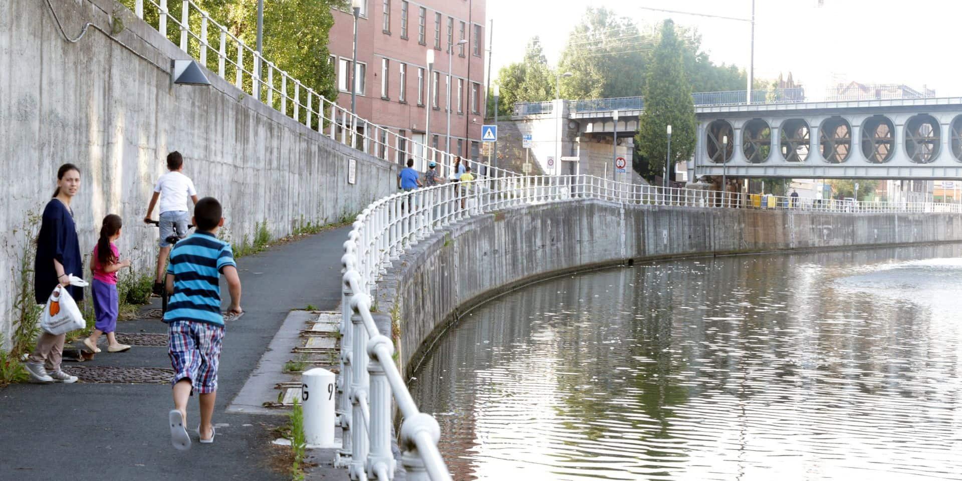 L'enfant de 12 ans tombé jeudi dans le canal d'Anderlecht est décédé