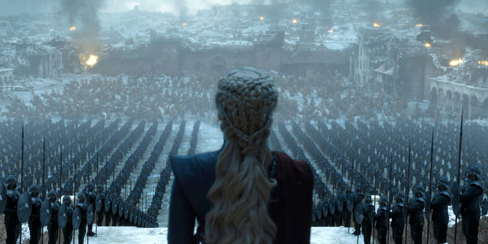 Game of Thrones, c'est déjà reparti