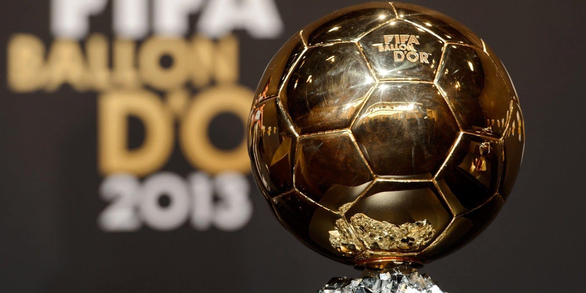Le Ballon d'Or ne sera pas décerné en 2020