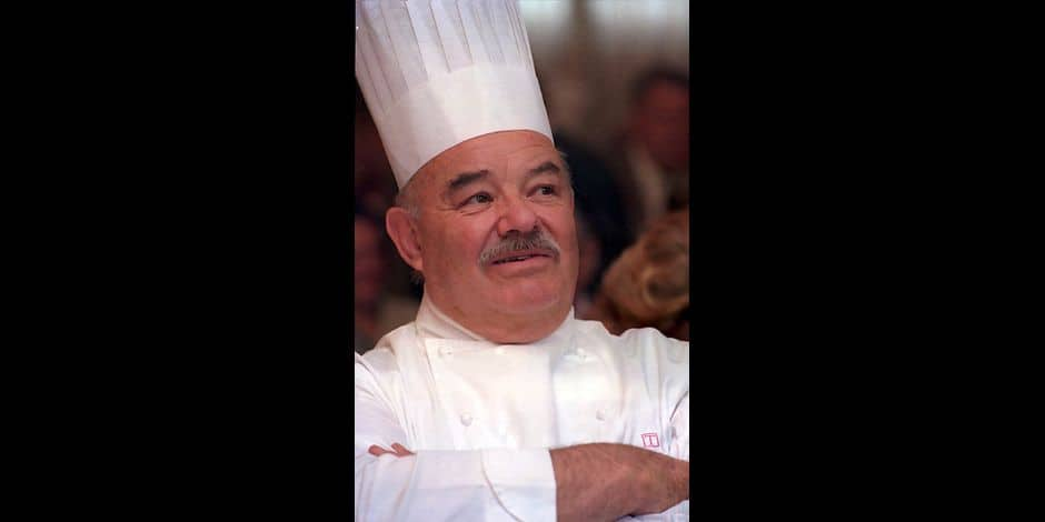 Pierre Troisgros, une légende de la gastronomie française, s'est éteint