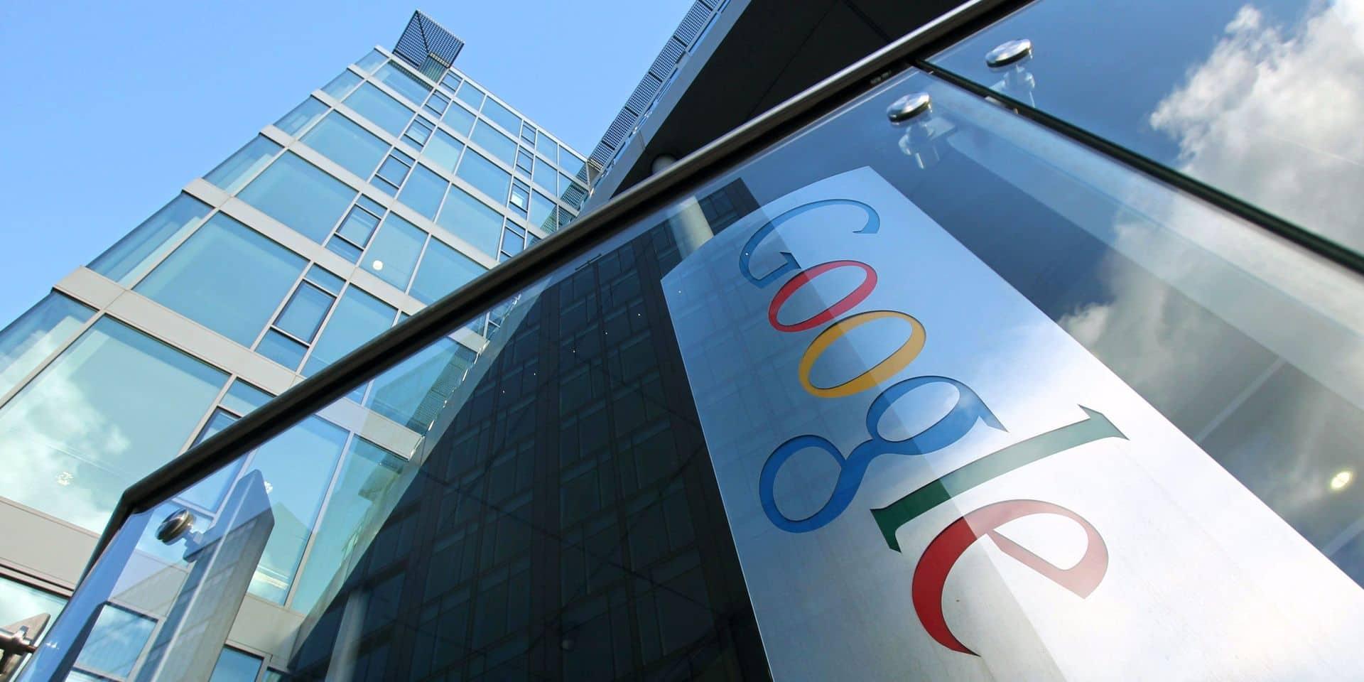 Accord entre Google et ses actionnaires sur la gestion de cas de harcèlement sexuel