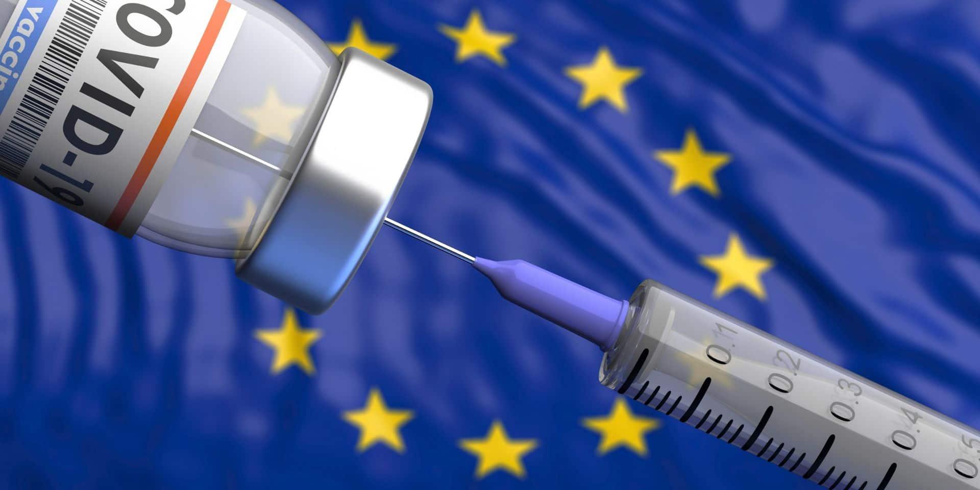 Vaccins anti-Covid: l'Union européenne hausse le ton et se réserve le droit d'interdire les exportations hors de son territoire