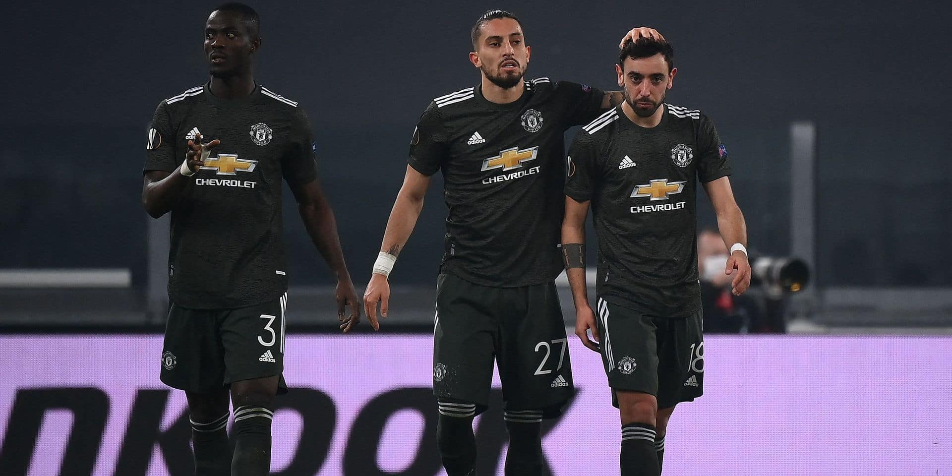 Manchester United, Tottenham et la Roma mettent une option sur les 8es, Lille craque