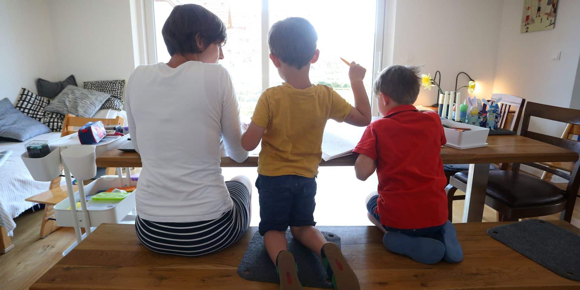 Coronavirus - At home with children
