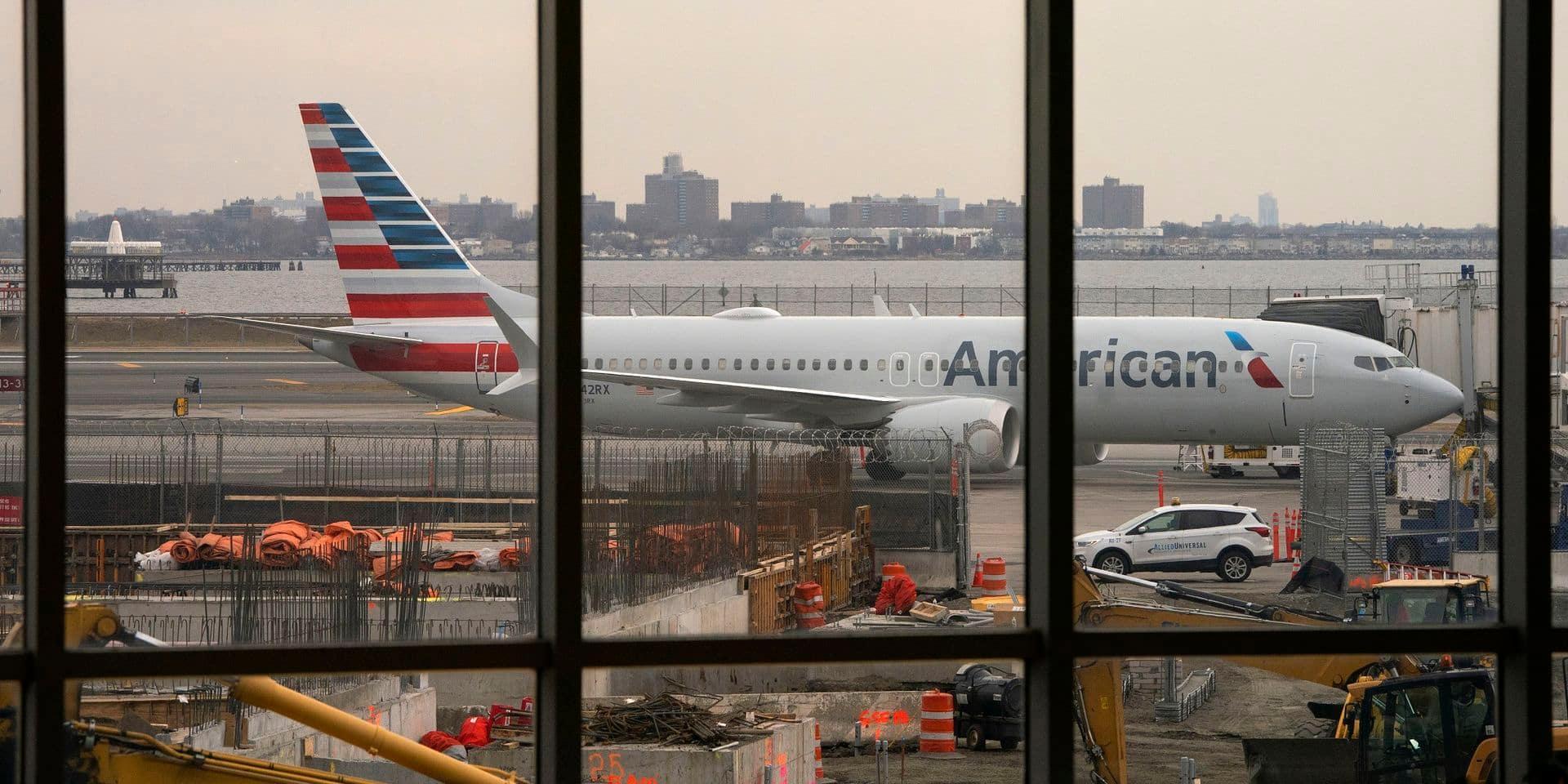 Des nouvelles données justifient l'immobilisation des Boeing 737 MAX