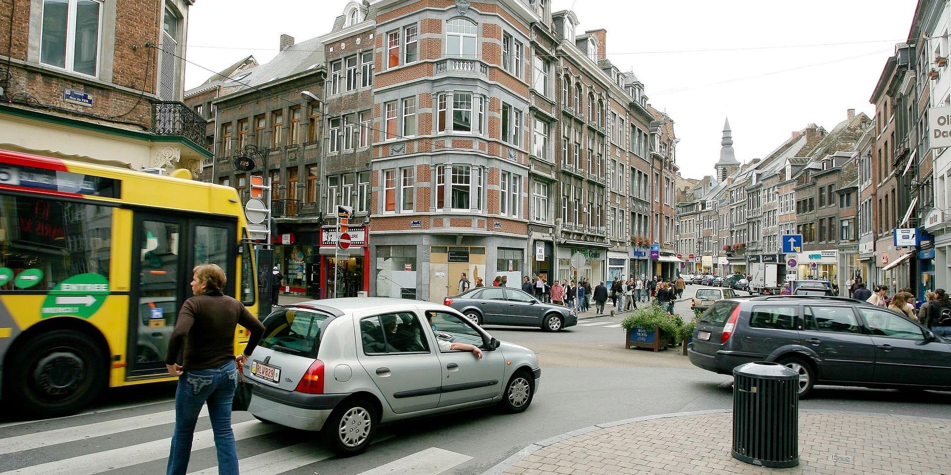 Ces avenues reines du shopping (3/6): à Namur, l'absence de la concurrence de la périphérie sourit à la rue de l'Ange