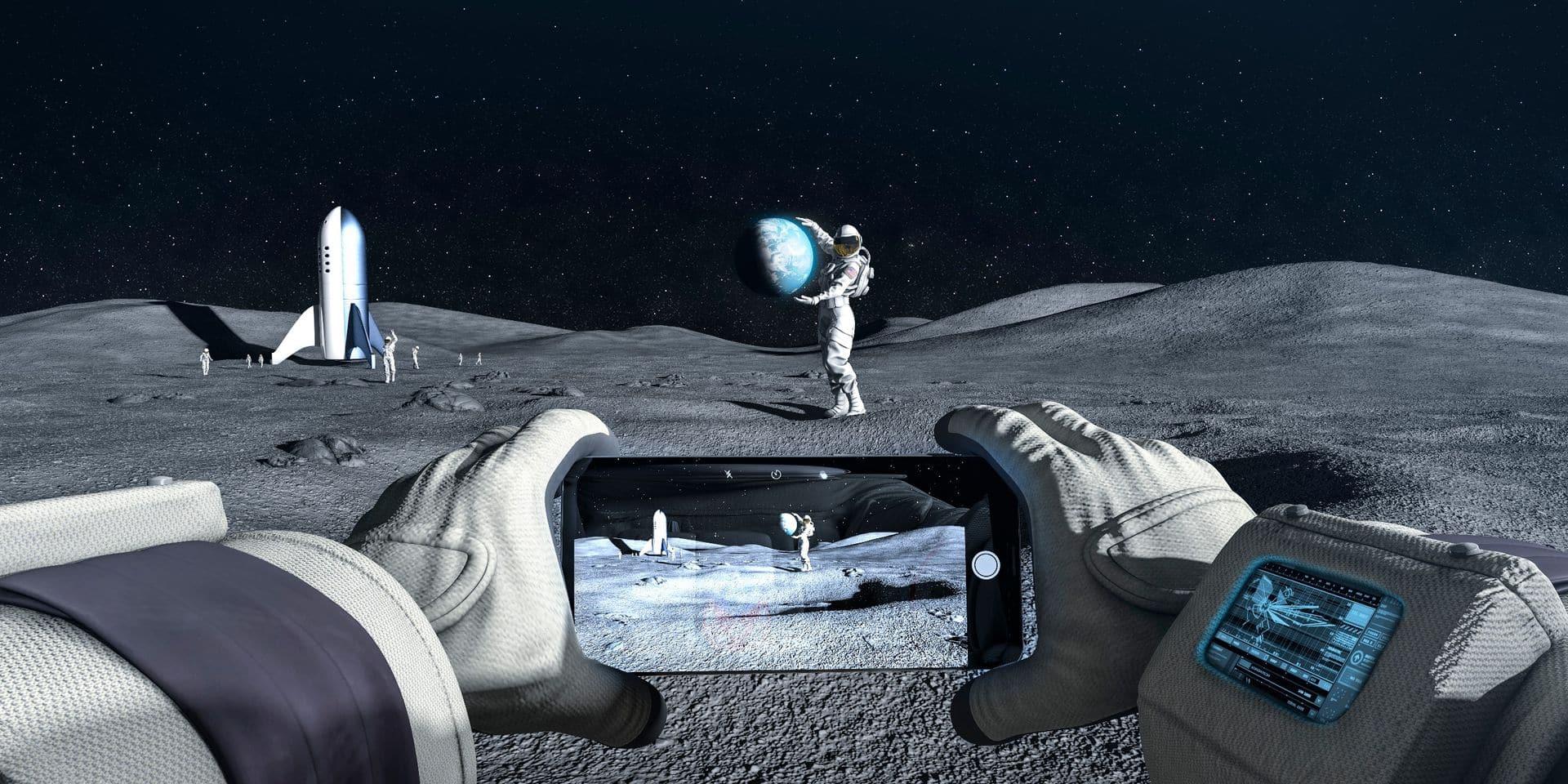SpaceX : de premiers touristes dans l'espace à la fin de l'année