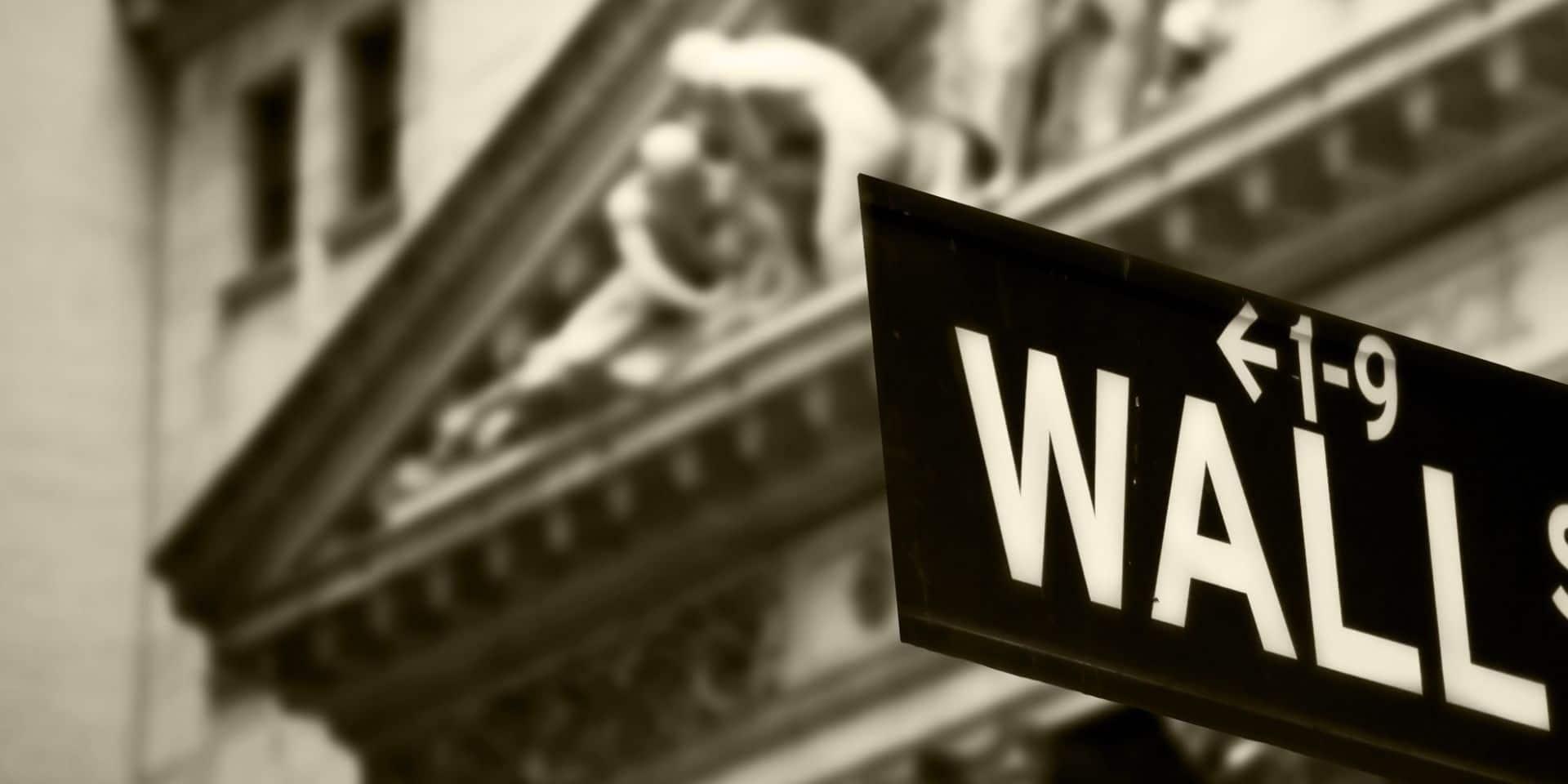 Wall street démarre en hausse, rassuré par le début des vaccinations aux USA