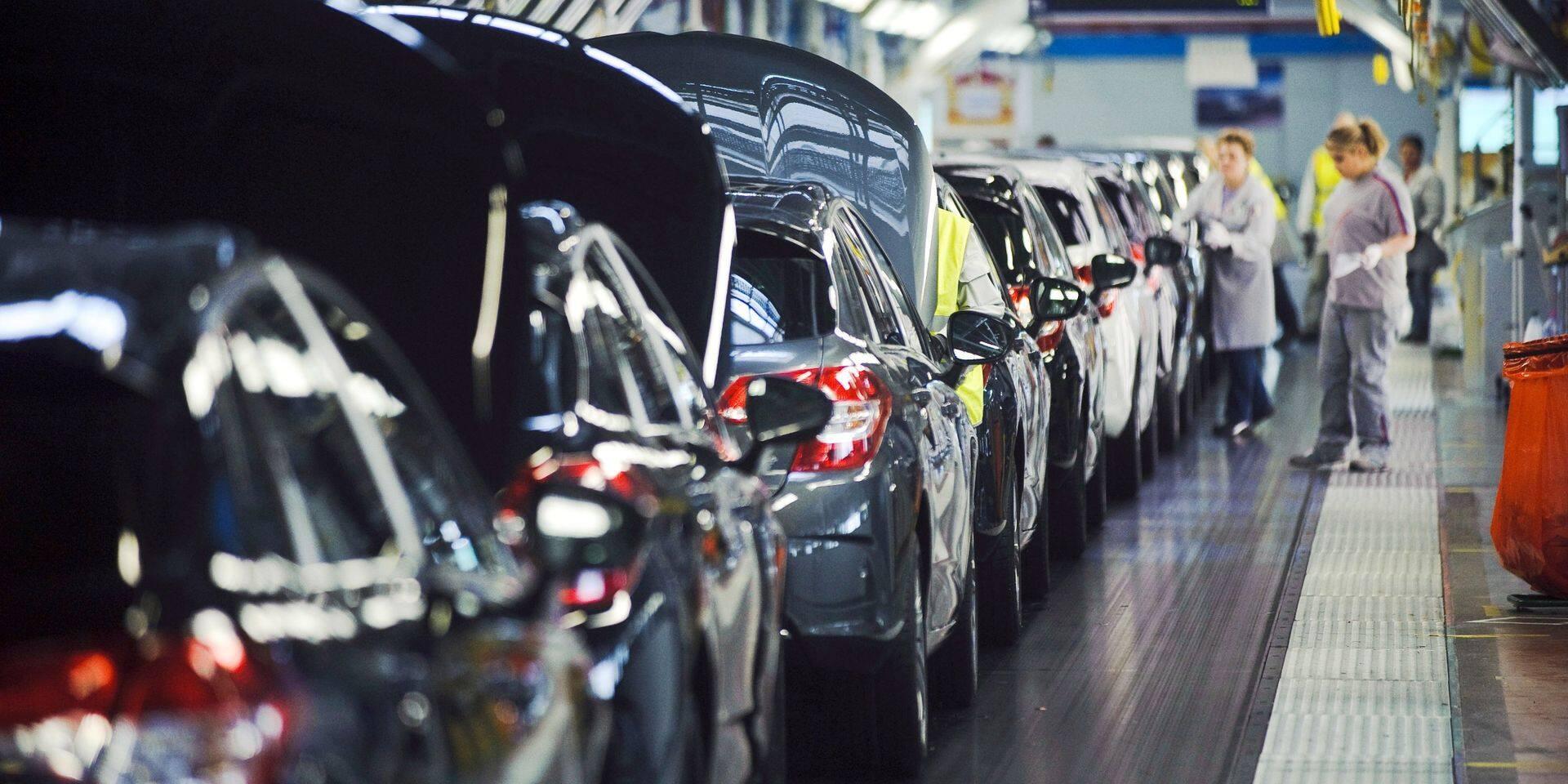 Le marché automobile européen chute encore de 18,9% en août