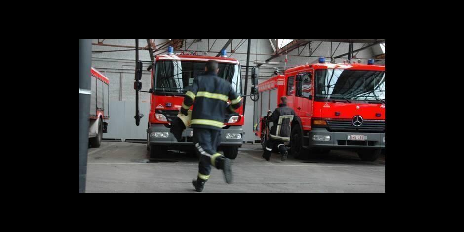 Verviers : un pompier ambulancier de la zone VHP victime d'une agression physique grave