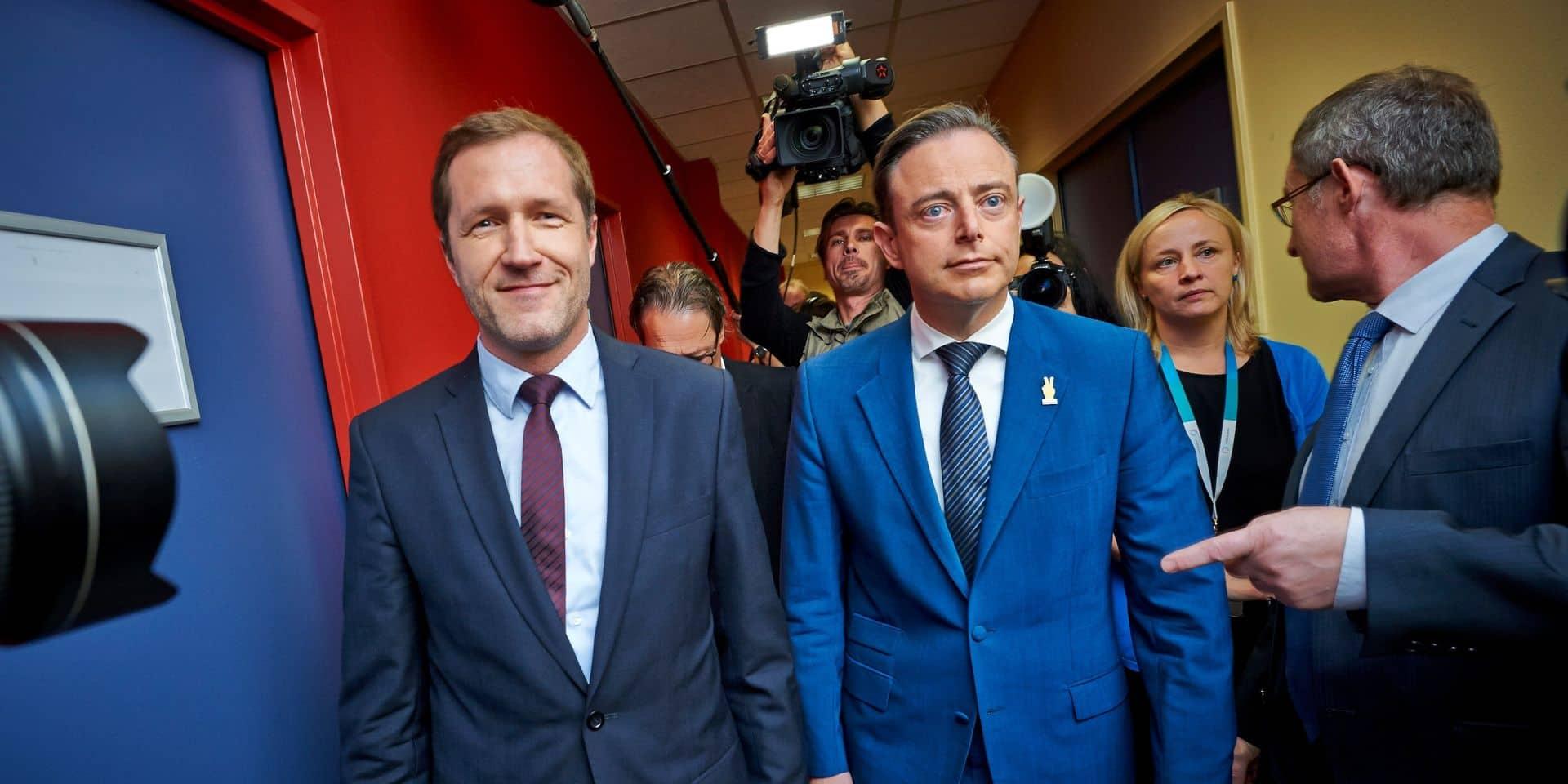 Blocage politique: quel parti est responsable selon les Flamands ?