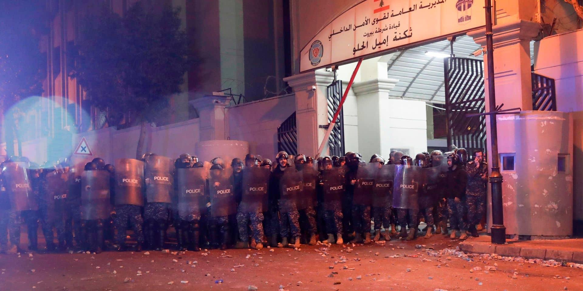 """La """"semaine de la colère"""" pourrait porter ses fruits au Liban"""