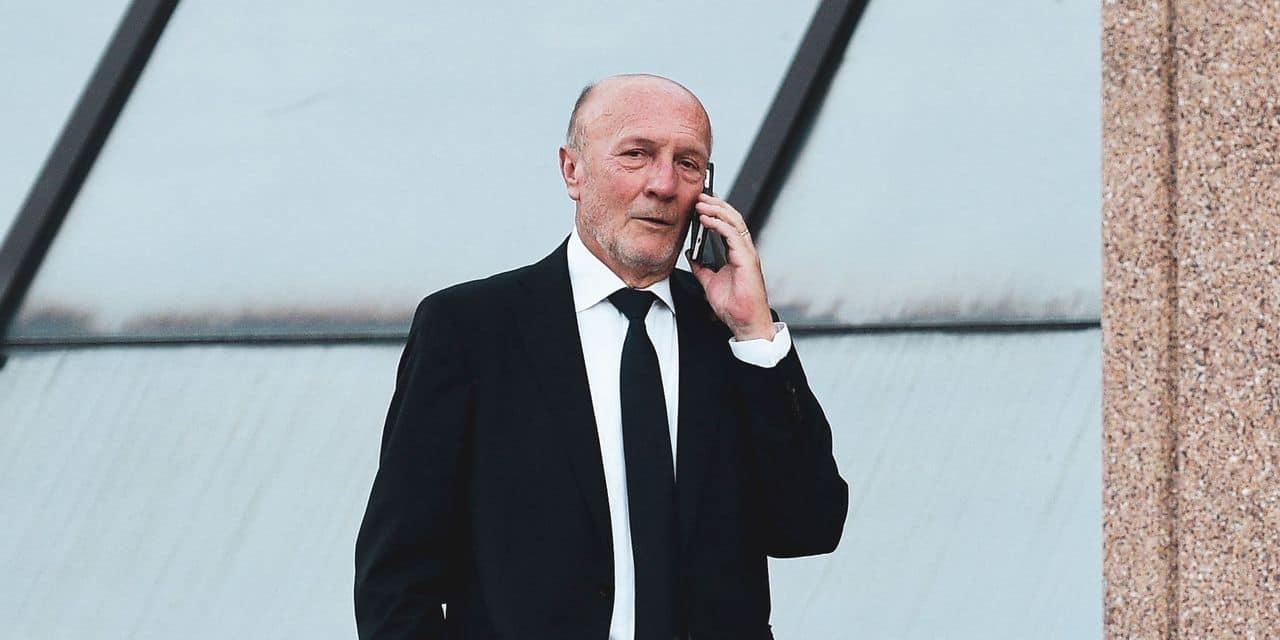 Un homme de l'ombre remplace Mehdi Bayat à la présidence de l'Union belge jusqu'en août