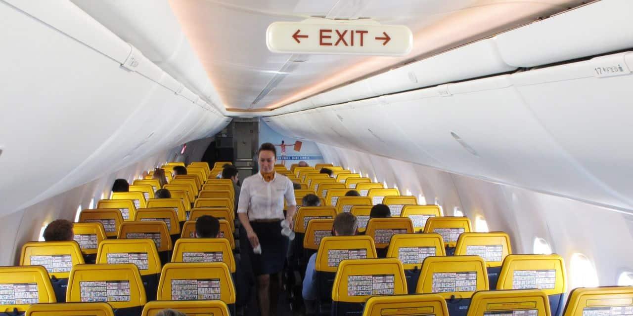 Des cris, des pleurs, des passagers qui prient : le vol reliant Oujda à Charleroi a subi quelques turbulences