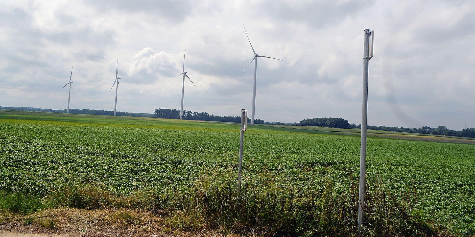 Dix éoliennes en plus pour 2030 en Wallonie picarde